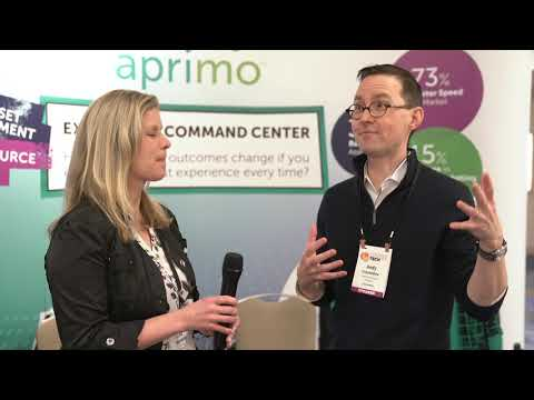 Aprimo at ContentTECH: Full Interview with Andy Crestodina
