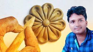 murti का बैकग्राउंड डिज़ाइन कैसे  बनाये //  by om kala niketan//murti sculpture tutorial.