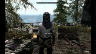 TES V Skyrim прохождение Даэдра часть 5 (Периайт)