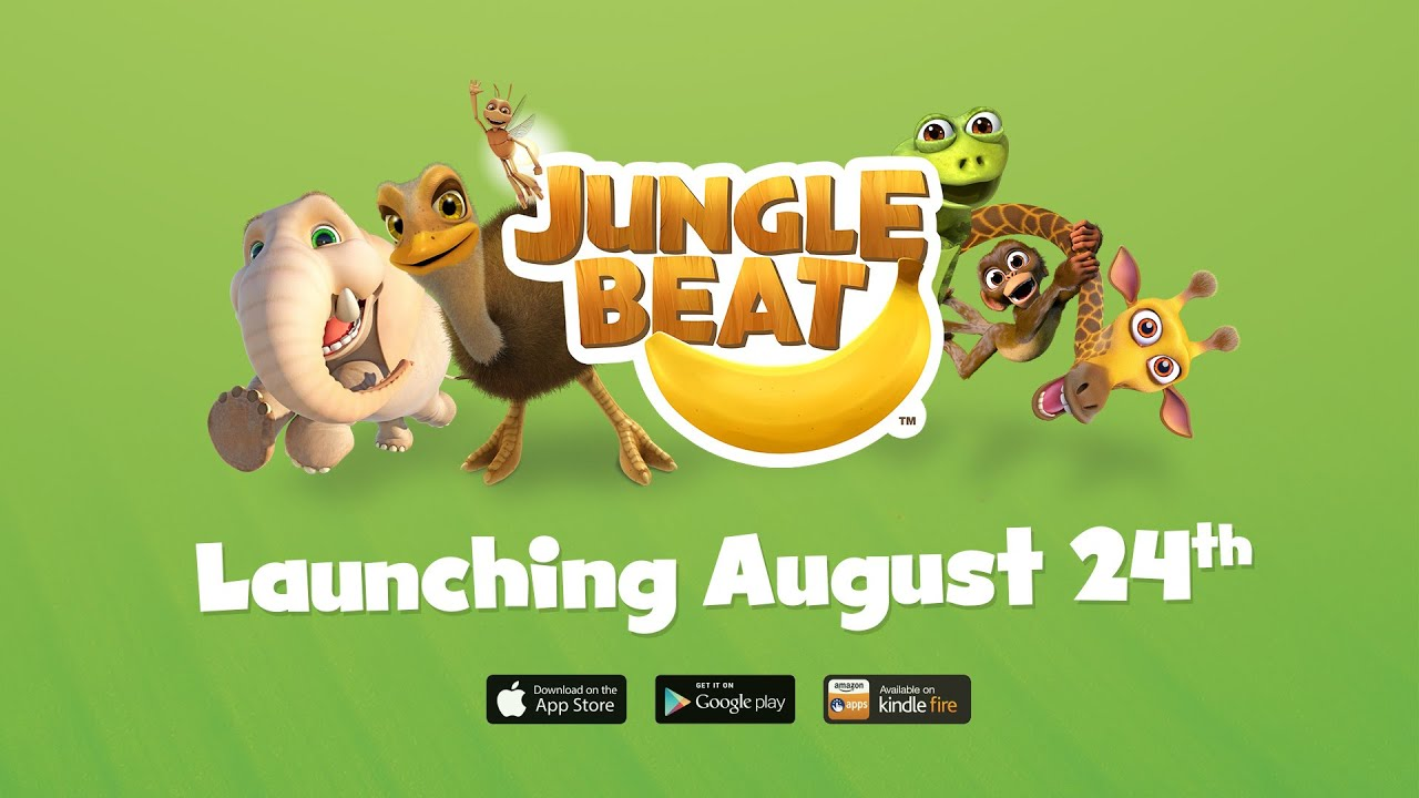 Jungle Beat: The Game - Gameplay Trailer