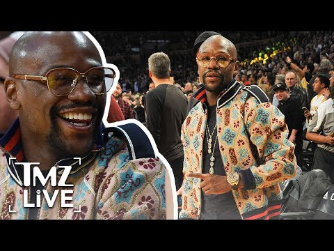 Floyd Mayweather Doesn't Care About Gucci's Blackface Scandal | TMZ Live