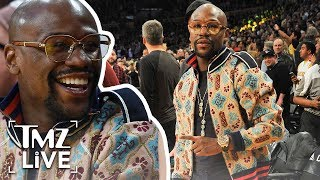 Mayweather is sticking to his love for Gucci in this battle. SUBSCR...