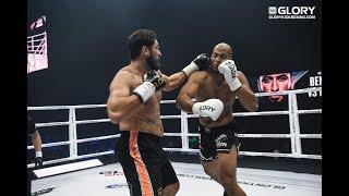 GLORY 59: D'Angelo Marshall vs. Jamal Ben Saddik - Full Fight