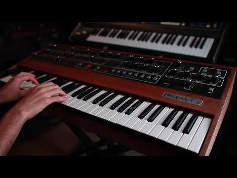 SCI Prophet 5 - Rosen Sound Demo