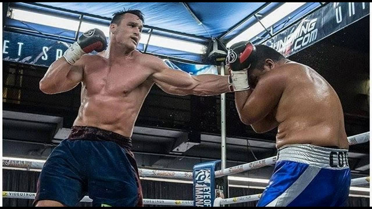 Simon Kean  Kos Canada Heavyweight Prospect