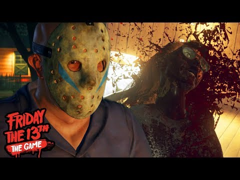 HUNTING DOWN NEW SURVIVORS AS A NEW JASON! || Friday The 13th The Game (NEW UPDATE)