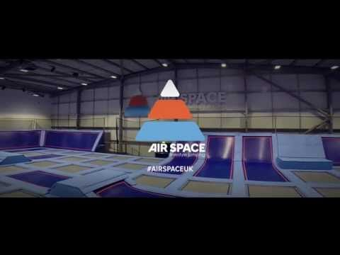 Freestyle Jumping Arena | Indoor Trampoline Park UK | Air Space, Glasgow