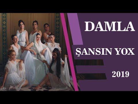 Damla - Sansin yox ( Yeni Klip 2019 )