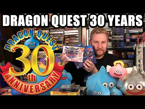 Download DRAGON QUEST 30th Anniversary! Where to start? - Happy Console Gamer Pictures