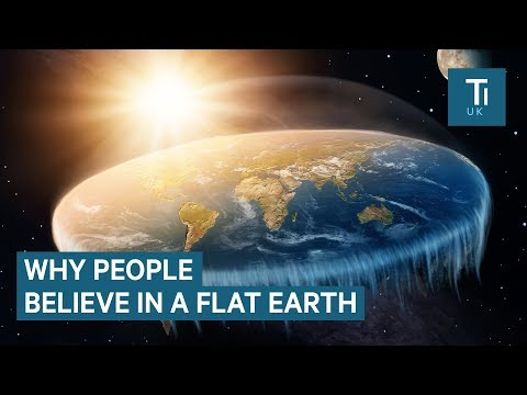 An Astronomer Responds To Flat Earth Theory thumbnail