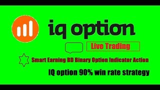 IQ option 90% win rate strategy Smart Earning BD Binary Option Indicator Action