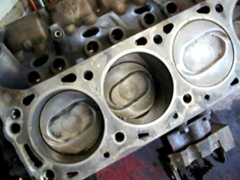 Big Block Ford 429 460 D1ve Rebuild Youtube