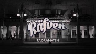 Räfven - live at The Royal Dramatic Theatre