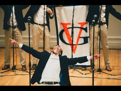 Army - The Virginia Gentlemen (A Cappella Cover) Family Weekend 2015