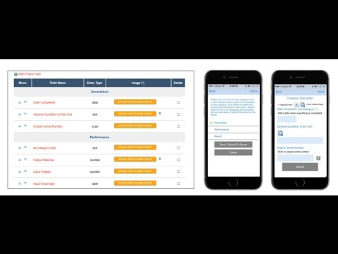 How to automate business tasks using mobile data collection, smartphones and barcode scanning
