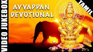 Ayyappa Devotional Tamil Songs Jukebox | Tamil Bakthi Padalgal | Top 10 Best Devotional Video Songs