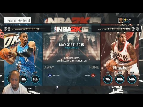 real nba game online