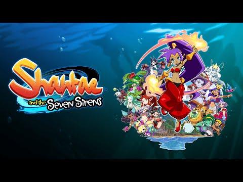 Shantae and the Seven Sirens - Teaser Trailer