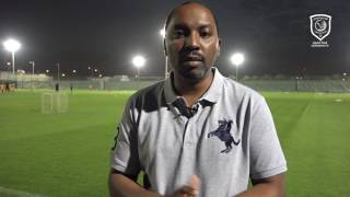 قناة لخويا | محمد السليطي: مباراة مهمة ضد الجيش وهذه غيابات الفريق
