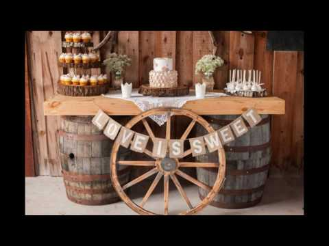 Barn party themed decorating ideas