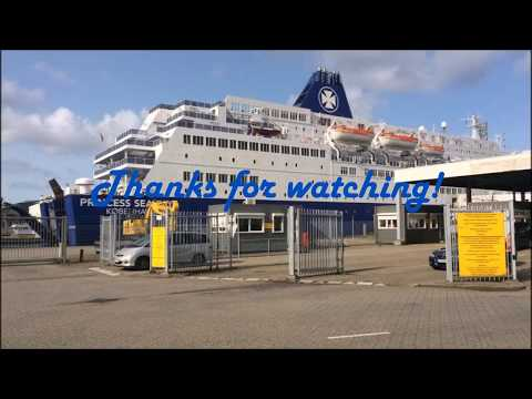 Mini Cruise - Newcastle 2017 - DFDS SEAWAYS