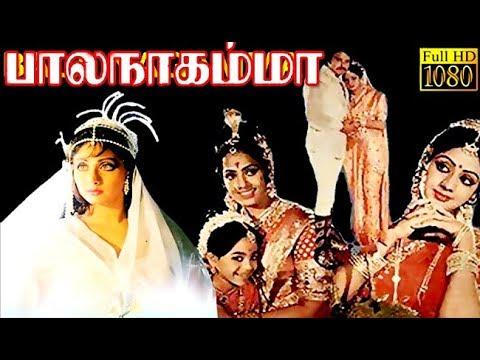 Bala Nagamma | Sarath Babu.Sridevi, Vijayasanthi | Super Mayajalam Movie HD