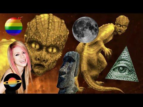 10 najdziwniejszych teorii spiskowych, w które ludzie naprawdę wierzą