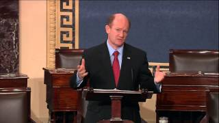Senator Coons urges new investment in Amtrak