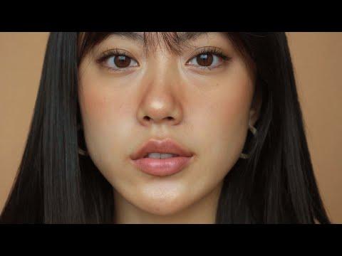 Warm Caramel Makeup Tutorial - YouTube