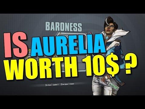 Borderlands the Pre-Sequel: Is Aurelia Worth 10$?