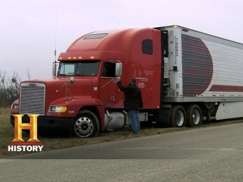 Big Rig Bounty Hunters: Big T and Bek Got Beat By Seconds (S2, E11) | History