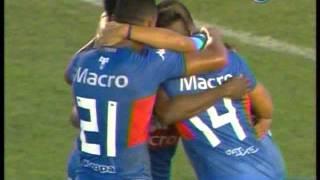 Tigre 5 Atletico Tucuman 0 (Relato Martin  Perazzo)  Torneo Primera Division 2016