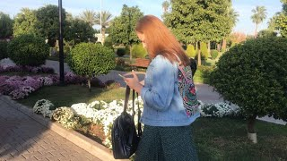 Русские девушки гуляют одни по Турции на границе с Сирией А муж разрешил