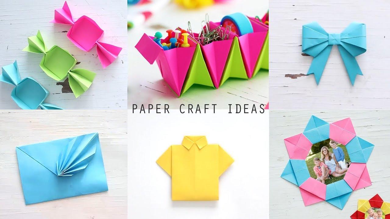 Easy Craft Ideas Amazing Diy Tutorial How To Make Youtube
