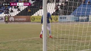 Alashkert FC vs Shirak full match