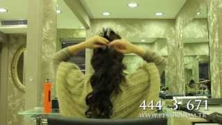 Çıt Çıt Saç Nasıl Takılır Adım Adım Video İzle
