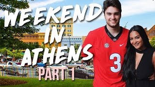 Weekend in Athens Part 1