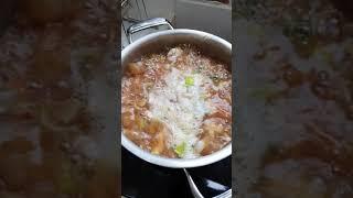 [아빠요리] 감자된장국