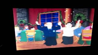 Eight Crazy Nights ~ Bum biddy