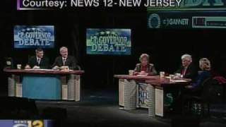 Lieutenant Governor Debate - NJN News