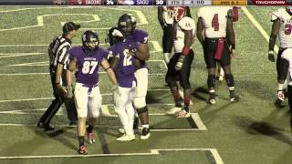 HIGHLIGHTS: SAGU vs Bacone » Football 2013