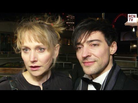 Hattie Morahan & Blake Ritson  National Theatre Gala