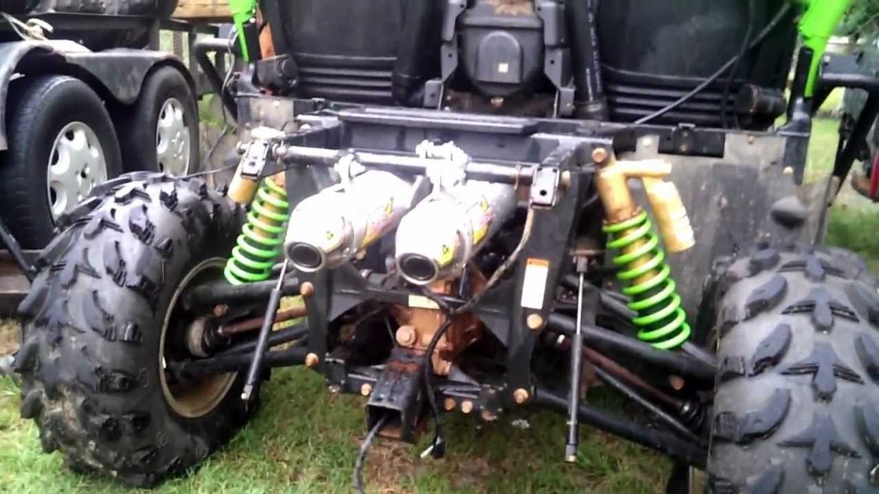 Teryx With Pro Circuit T4 Exhaust