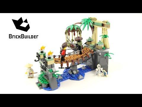 Lego Ninjago 70608 Master Falls Lego Speed Build Youtube