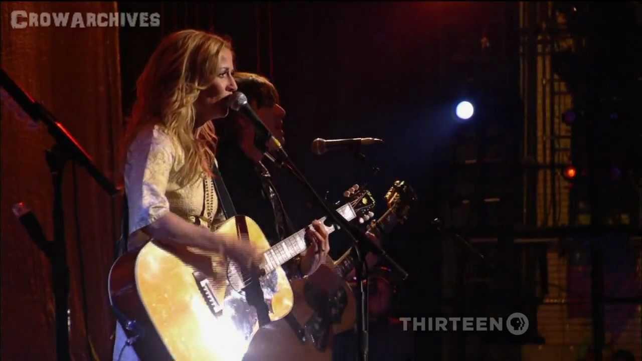 "Sheryl Crow & Ben Harper - ""My Sweet Lord"" (Change Begins Within concert)"