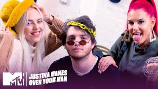 Justina Valentine Transforms This Unstylish Guy From A 3.9 To A Dime! | Justina Makes Over Your Man