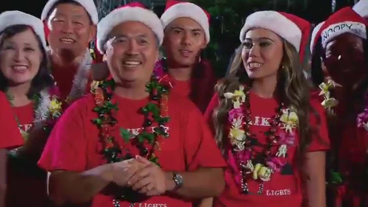 A Waikele neighborhood is taking part in the Great Christmas Light ...