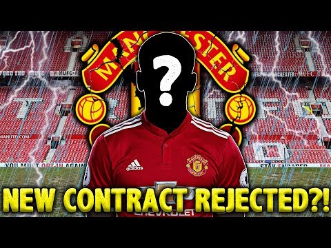 BREAKING: Anthony Martial Wants To LEAVE Manchester United?!   Transfer Talk