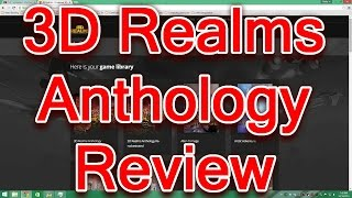 3D Realms Anthology Review