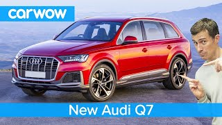 New Audi Q7 SUV 2020 - is it better than a BMW X5?
